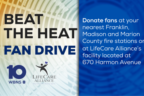 Beat the Heat Fan Drive information