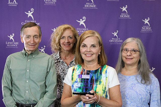 Nominate a Volunteer for the LifeCare Alliance Spirit Awards!