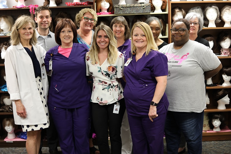 Columbus Cancer Clinic staff photo