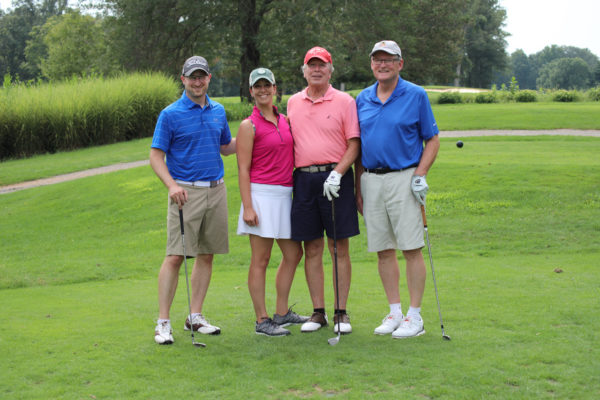 Courtney Walls, Adam Weingartner, Walt Buss, Larry Mead