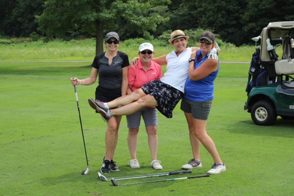 Swing for Diabetes group - White Castle #5