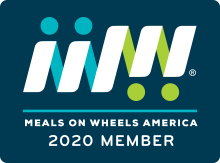 Meals on Wheels America 2020 Member Badge
