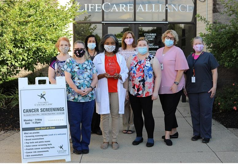 Columbus Cancer Clinic Staff